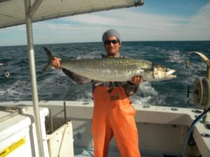 Wrightsville Beach fishing charters with Capt Cord Hieronymus